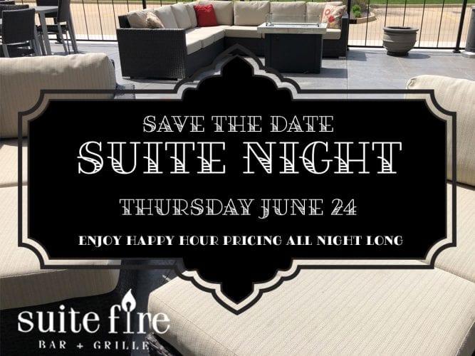 June 2021 Suite Night