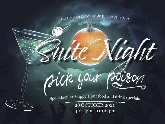 Suite Night: Pick Your Poison